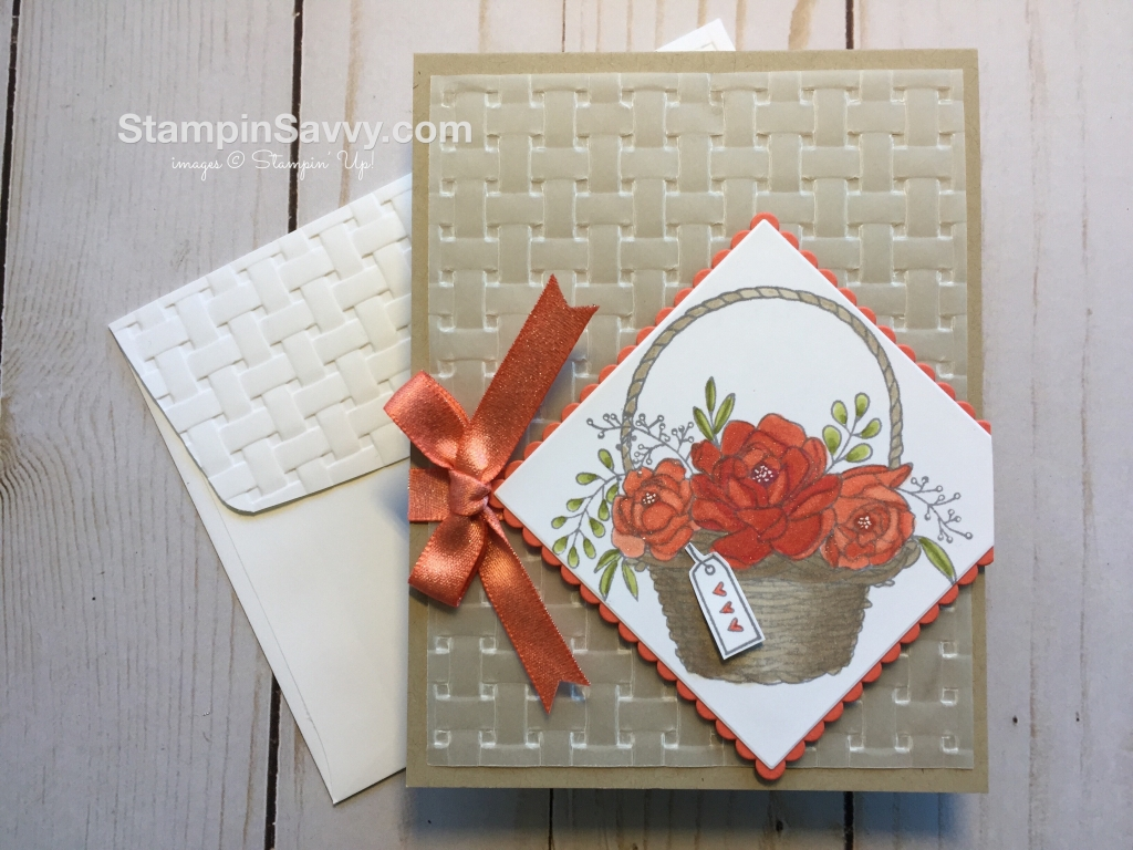 Stampin' Up! embossing folders