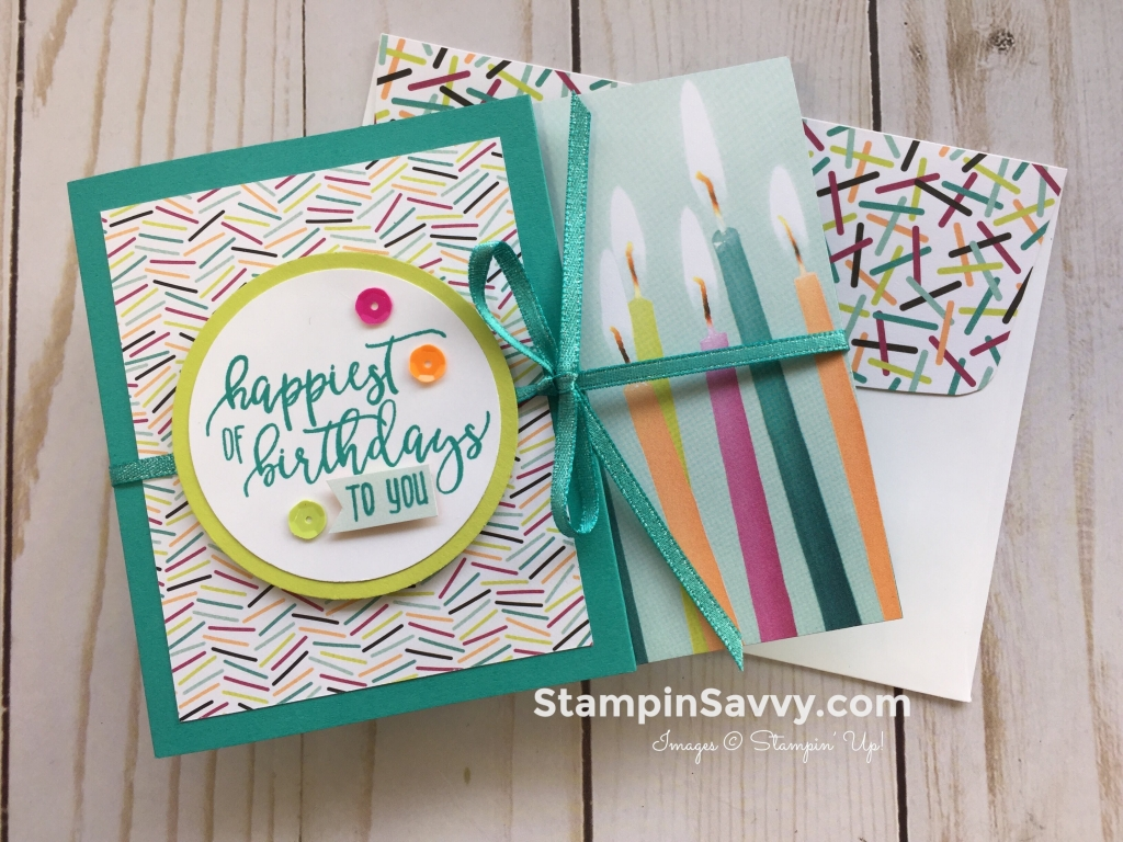 picture perfect birthday card