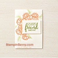share what you love friend card