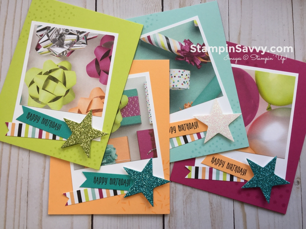 picture perfect party cards