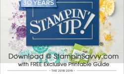 new stampin up cover stampinsavvy