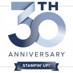 stampin up 30th anniversary