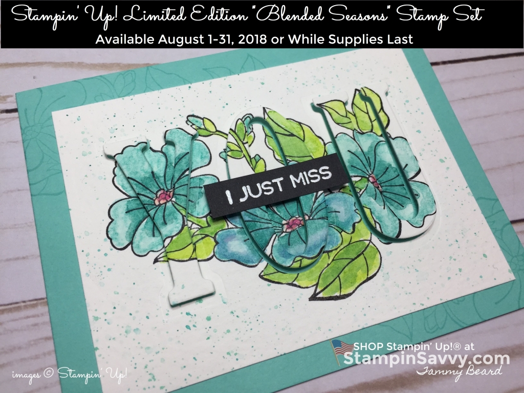 blended seasons, eclipse technique, card ideas, stampin up, stampinup, stampin savvy, tammy beard