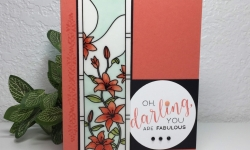 su graceful glass, card ideas, stampin up, stampinup, stampin savvy, stampinsavvy, tammy beard