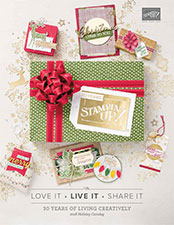 2018 stampin up holiday catalog cover stampin savvy
