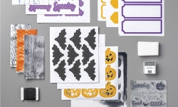frights and delights September paper pumpkin kit stampin up stampin savvy tammy beard