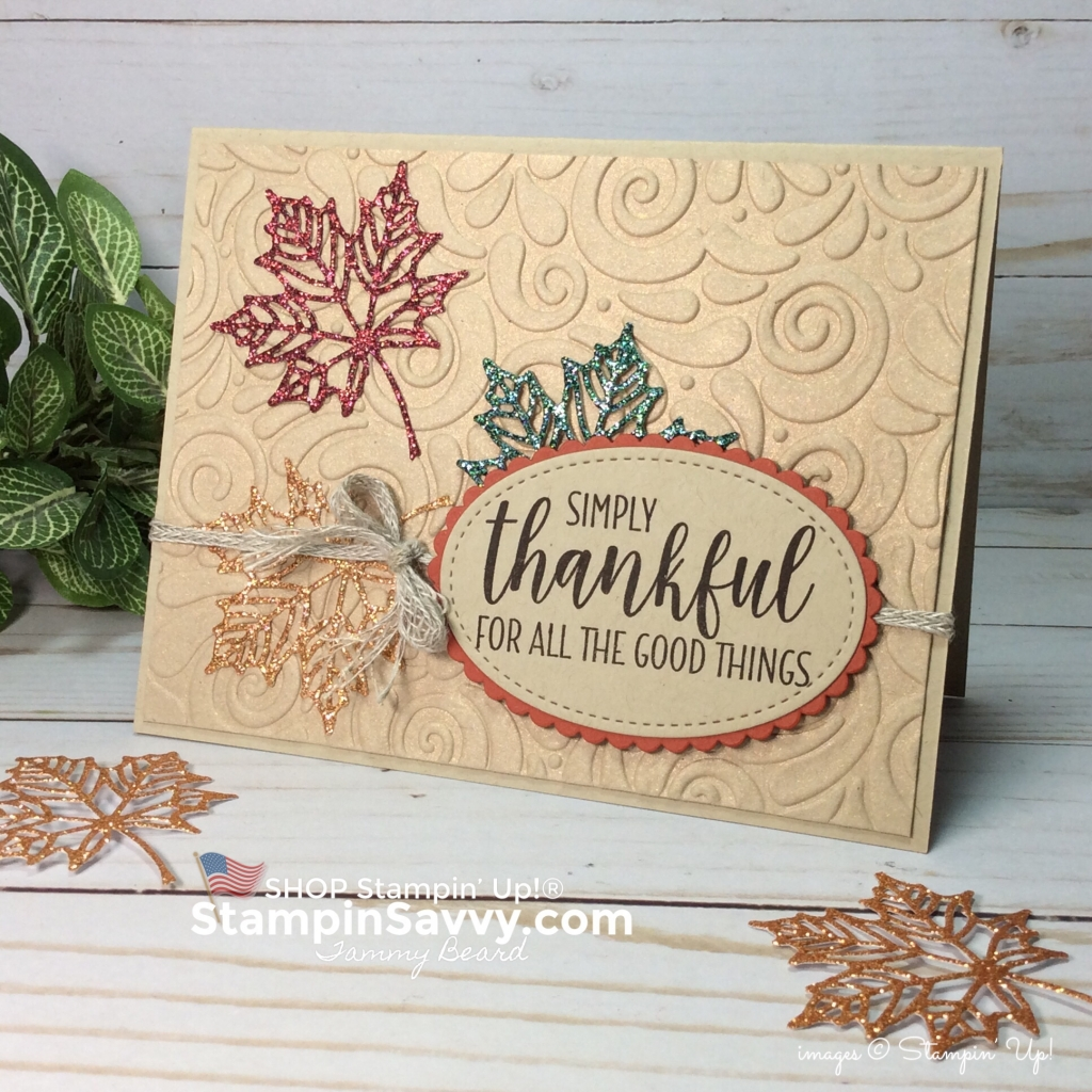 stampin up fall cards, seasonal layers, country home, stampinup, stampin savvy, tammy beard