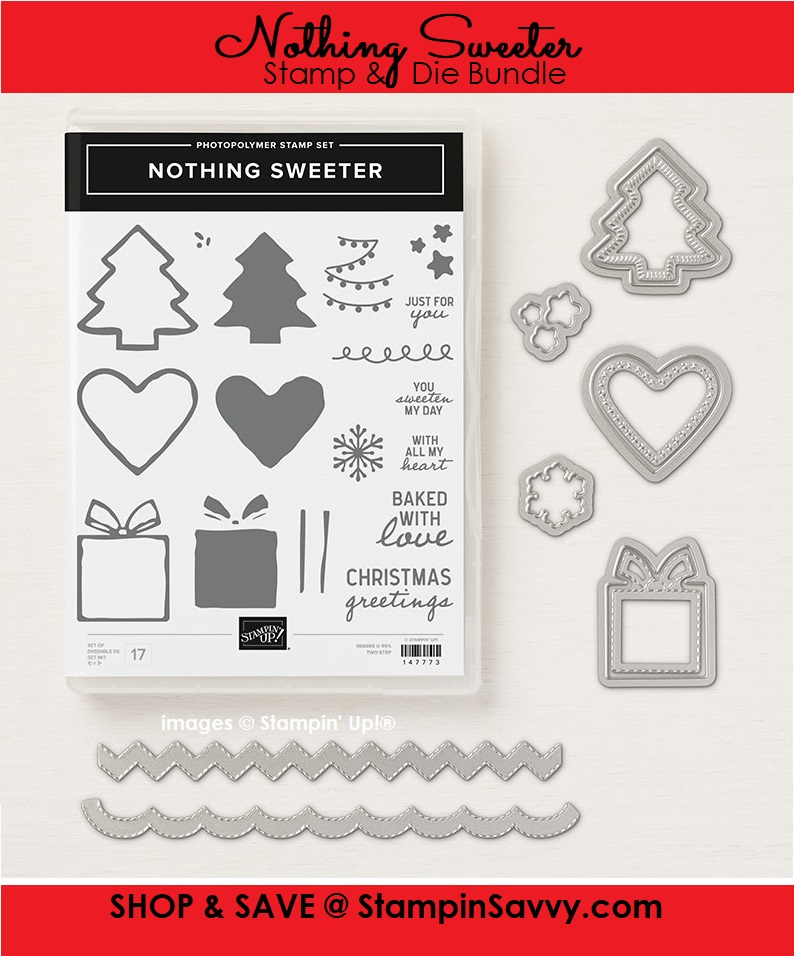 149955, nothing sweeter bundle, stampin up, stampinup, stampin savvy, tammy beard