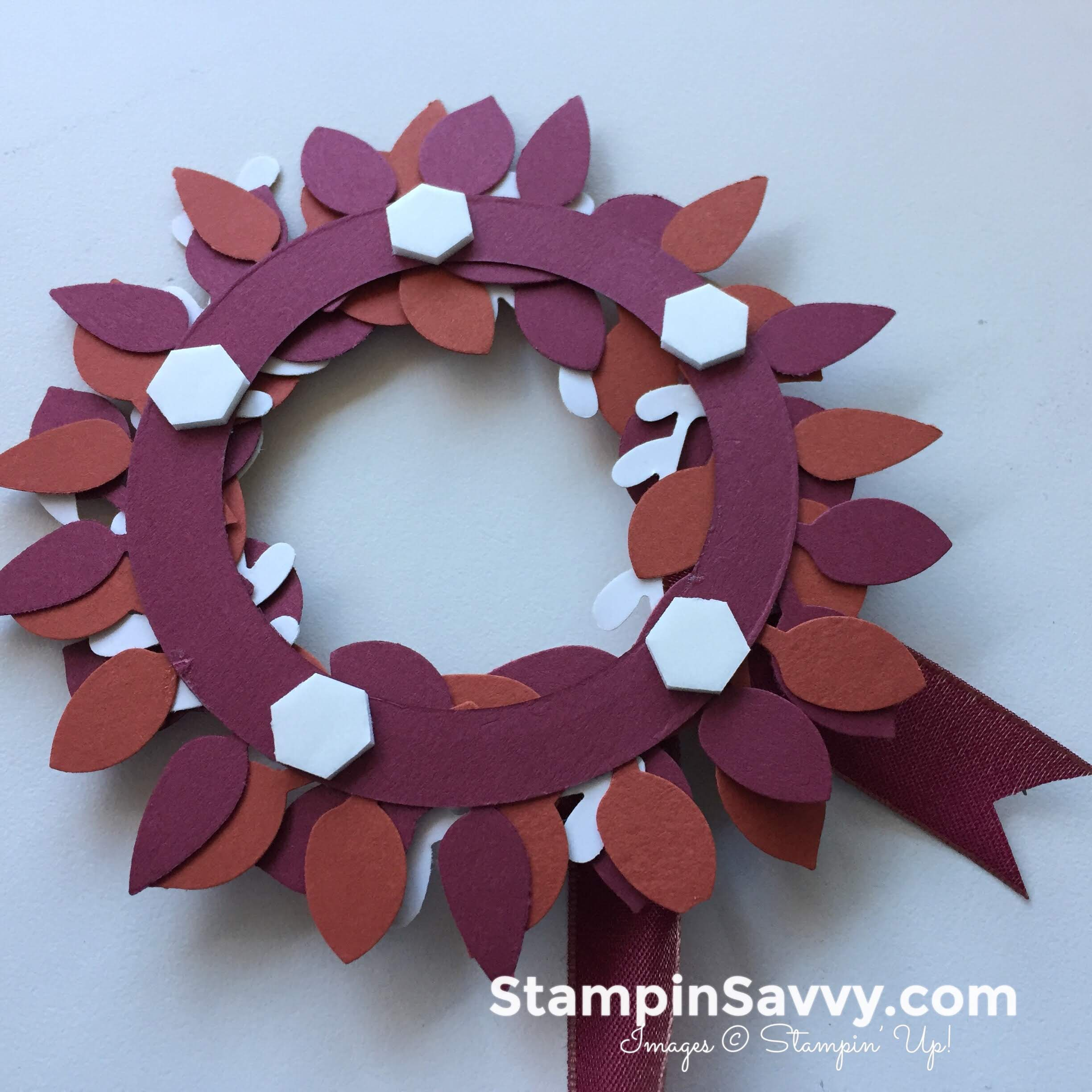 cards with punches, leaf punch, sprig punch, layering circles dies, stampin up, stampinup, stampin savvy, tammy beard