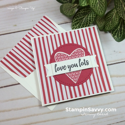 takeout treats bundle, stampin up, mini card ideas, stampinup, stampin savvy, tammy beard