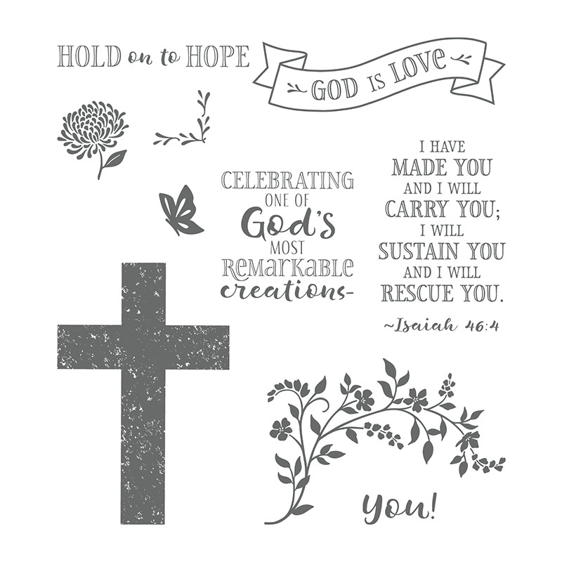 145780, hold on to hope, stampin up, stampin savvy, tammy beard