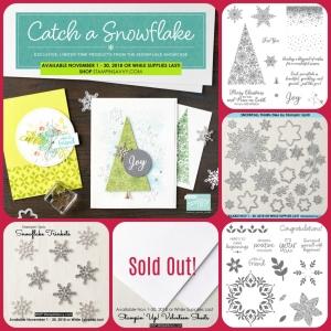 Snowflake Showcase Collage