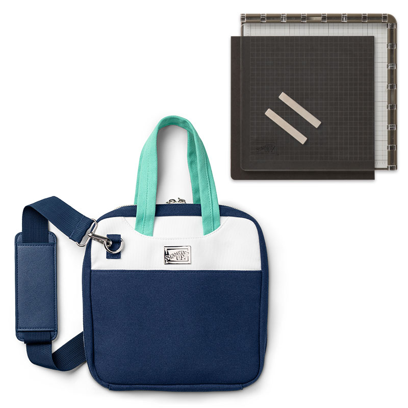 151961 stamparatus bag and tool pack, stampin up, buy at stampinsavvy.com, tammy beard