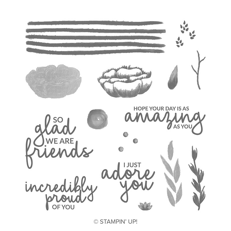 incredible like you photopolymer stamp set by stampin up