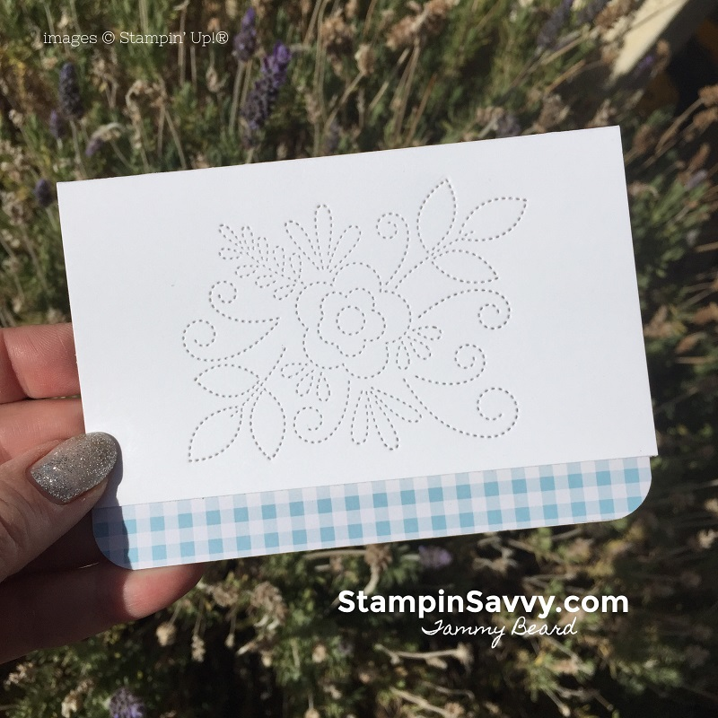 how-to-make-simple-note-cards-needlepoint-elements-gingham-gala-stampin-savvy-stampin-up-stampinup-tammy-beard5