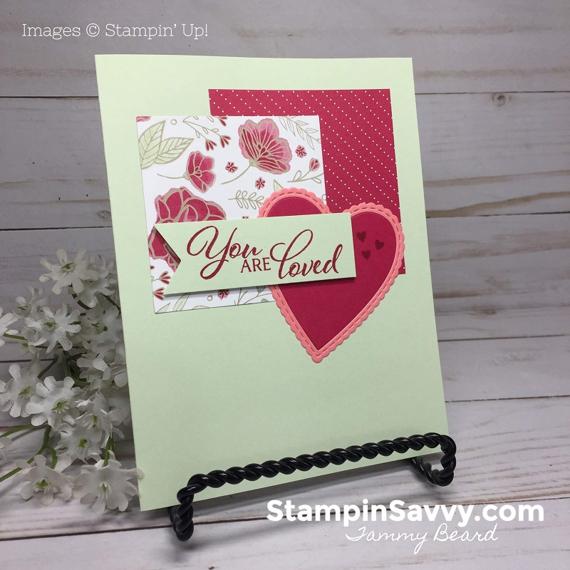 FOREVER-LOVELY-ALL-MY-LOVE-BE-MINE-CARD-IDEAS-STAMPIN-UP-STAMPINUP-STAMPIN-SAVVY-TAMMY-BEARD