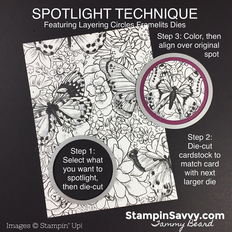 spotlight-technique-tutorial-botanical-butterfly-dsp-stampin-savvy-tammy-beard-stampin-up-stampinup