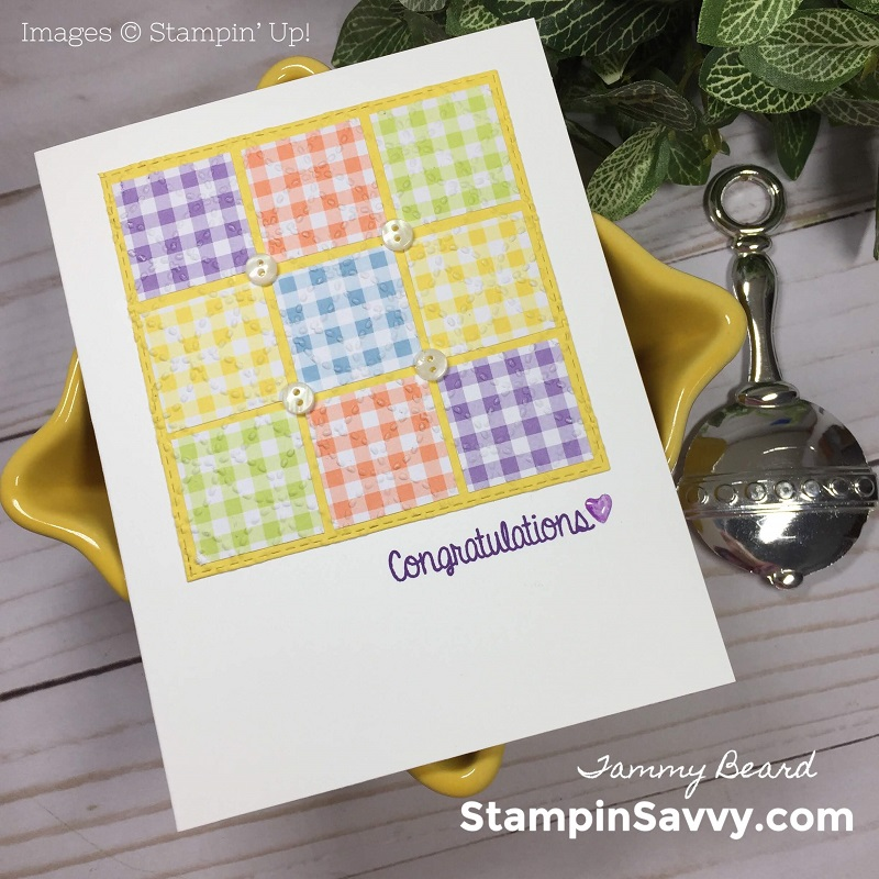 GINGHAM-GALA-BABY-CARD-IDEAS-STAMPIN-SAVVY-TAMMY-BEARD-STAMPIN-UP-STAMPINUP1