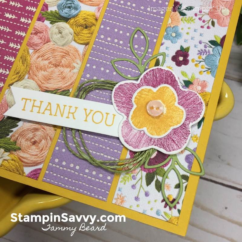 PAPER-SCRAPS-CARDS-NEEDLEPOINT-NOOK-DSP-NEEDLE-THREAD-STAMPIN-SAVVY-CARD-IDEAS-STAMPIN-UP-STAMPINUP-TAMMY-BEARD