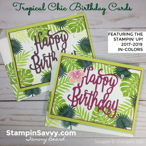 TROPICAL-CHIC-BIRTHDAY-CARDS-STAMPIN-SAVVY-CARD-IDEAS-TAMMY-BEARD-STAMPIN-UP-STAMPINUP3