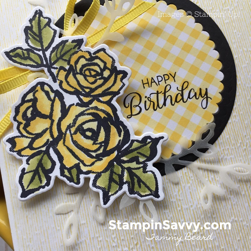 color matching with stampin up
