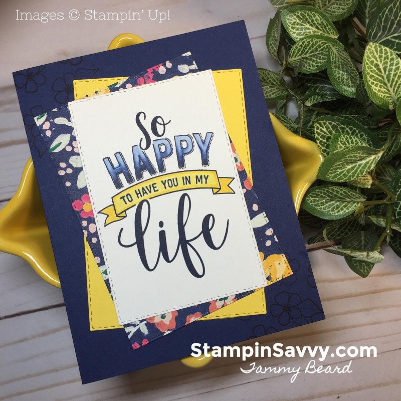 AMAZING-LIFE-STITCHED-RECTANGLES-STAMPIN-UP-CARD IDEAS-STAMPIN-SAVVY-TAMMY-BEARD