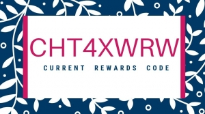 Savvy Shopper rewards code CHT4XWRW for June 2019