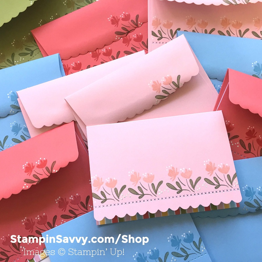 SCALLOPED-NOTE-CARDS-DELIGHTFUL-DAY-CARD-IDEAS-STAMPIN-UP-STAMPIN-SAVVY-TAMMY-BEARD