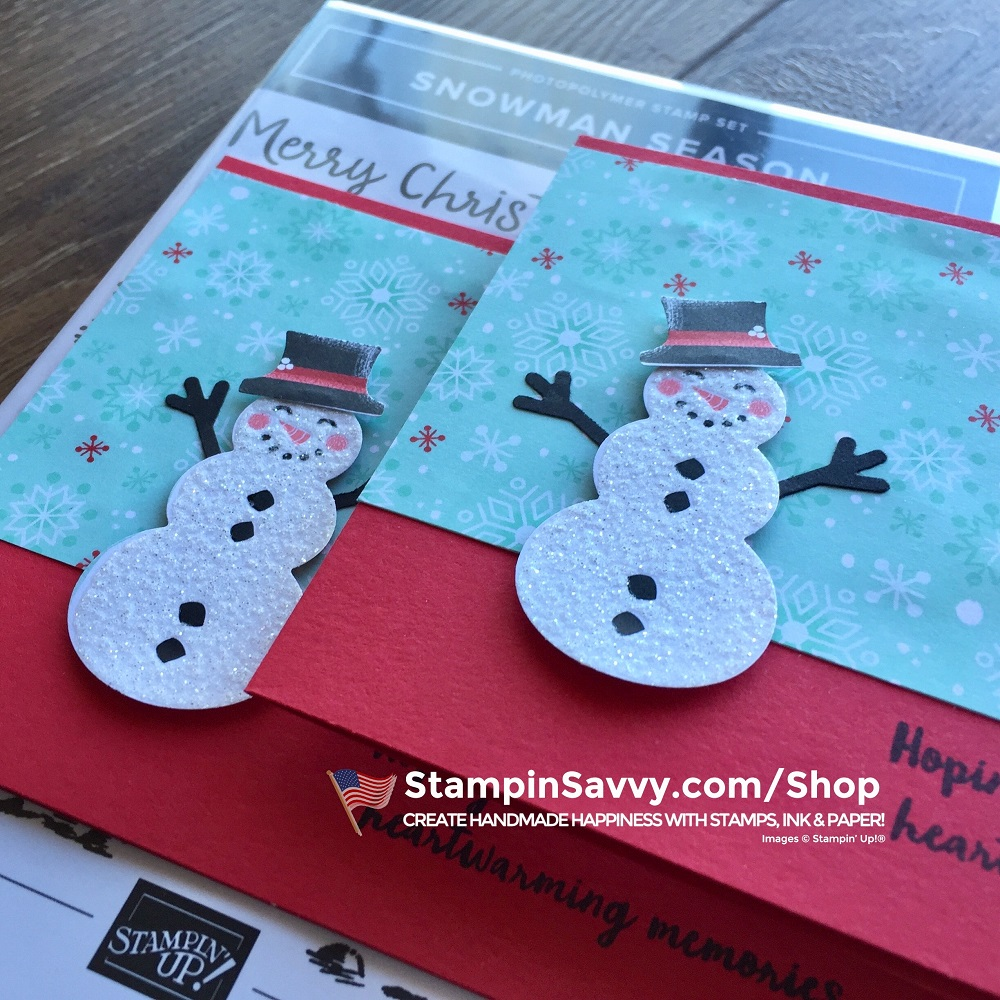 MADE-IN-MINUTES-LET-IT-SNOW-SNOWMAN-SEASON-CARD-IDEAS-TAMMY-BEARD-STAMPIN-SAVVY-STAMPIN-UP