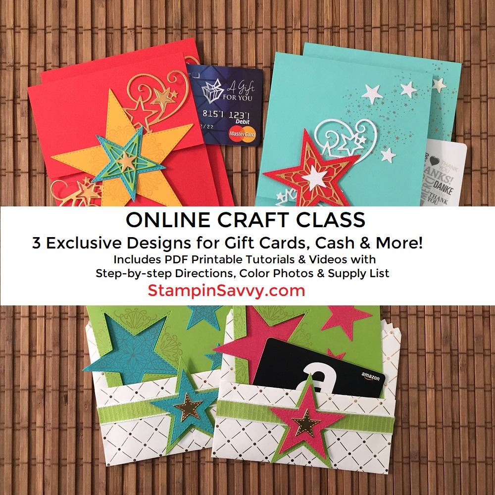 Nov 2019 Gift Card Class Website