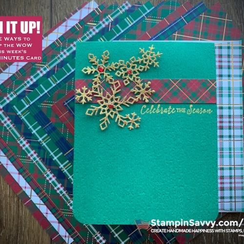 ITTY-BITTY-CHRISTMAS-BUNDLE-WRAPPED-IN-PLAID-TURN-IT-UP-MADE-IN-MINUTES-TAMMY-BEARD-STAMPIN-SAVVY-STAMPIN-UP