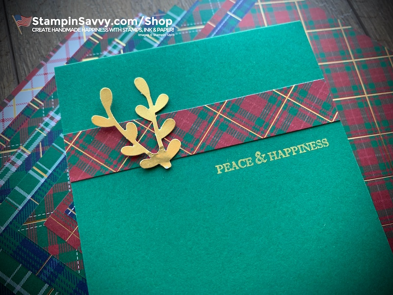 WRAPPED-IN-PLAID-ITTY-BITTY-CHRISTMAS-MADE-IN-MINUTES-CARD-4-TAMMY-BEARD-STAMPIN-SAVVY-STAMPIN-UP