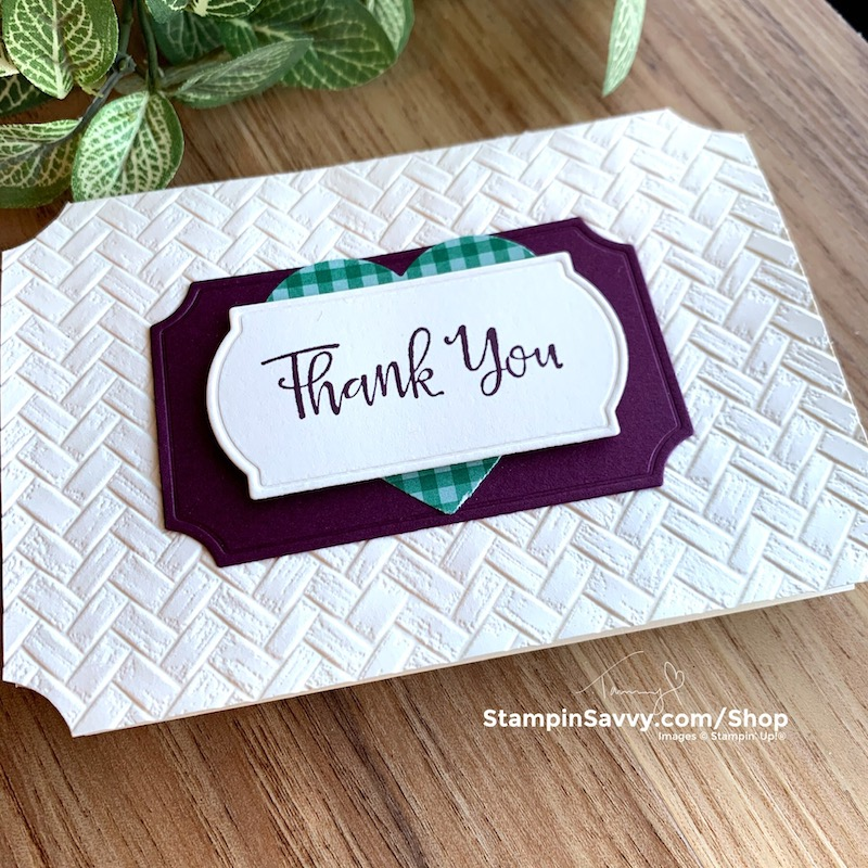 EMBOSSED-THANK-YOU-CARDS-COASTAL-WEAVE-STAMPIN-UP-TAMMY-BEARD-STAMPINSAVVY.COM-1