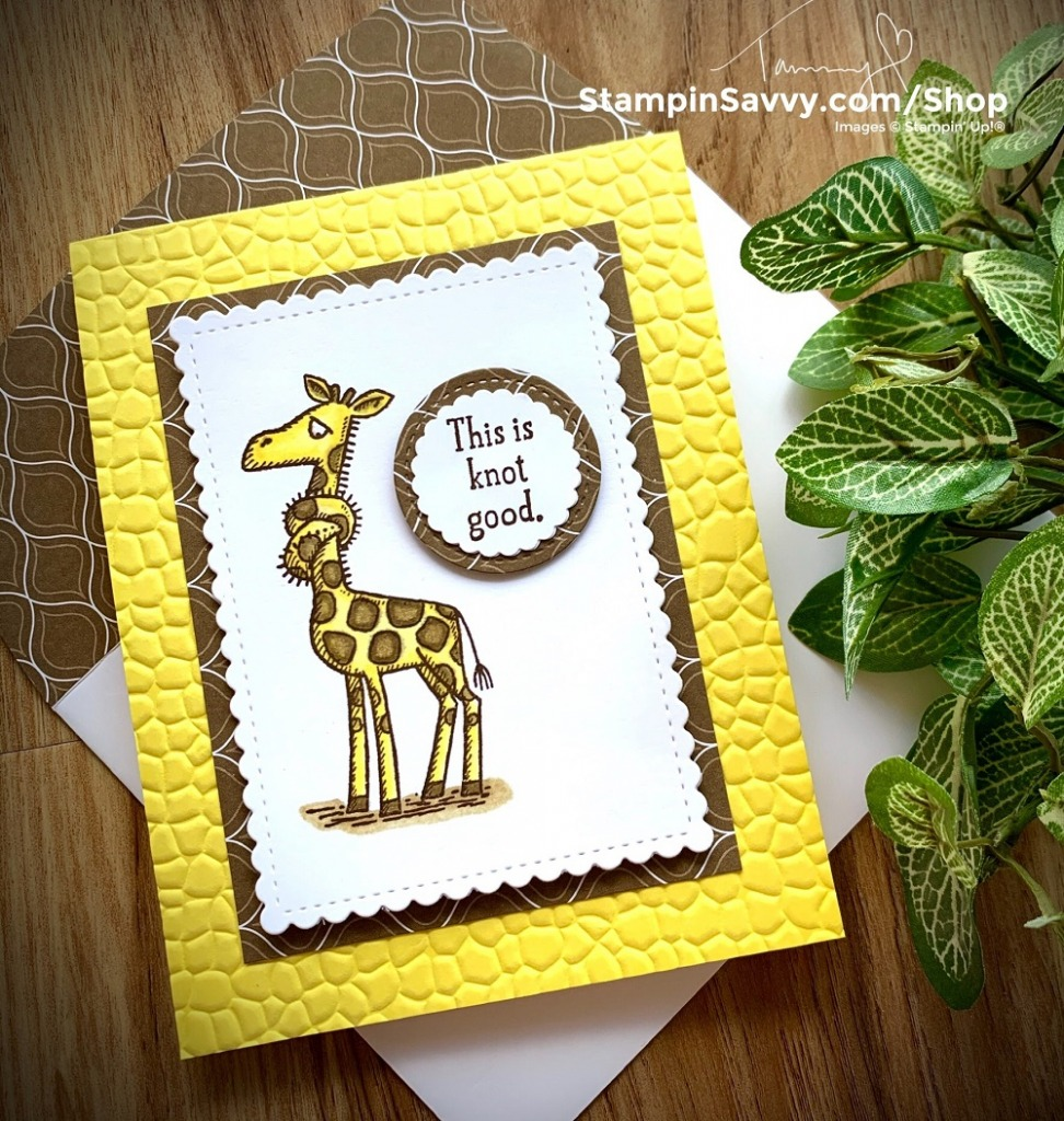 BACK-ON-YOUR-FEET-STITCHED-SO-SWEETLY-HAMMERED-METAL-CARD-IDEAS-TAMMY-BEARD-STAMPINSAVVY-STAMPINUP-1