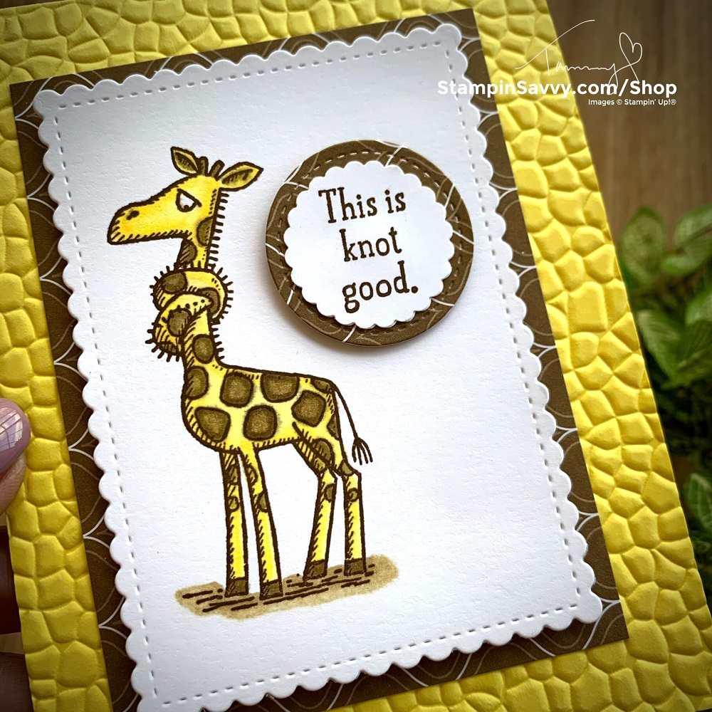 BACK-ON-YOUR-FEET-STITCHED-SO-SWEETLY-HAMMERED-METAL-CARD-IDEAS-TAMMY-BEARD-STAMPINSAVVY-STAMPINUP-2