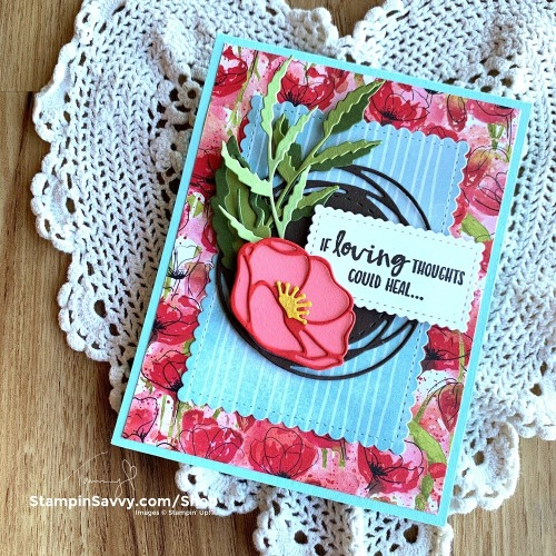 POPPIES-SUITE-SENDING-YOU-THOUGHTS-CARD-TAMMY-BEARD-STAMPINSAVVY-STAMPINUP